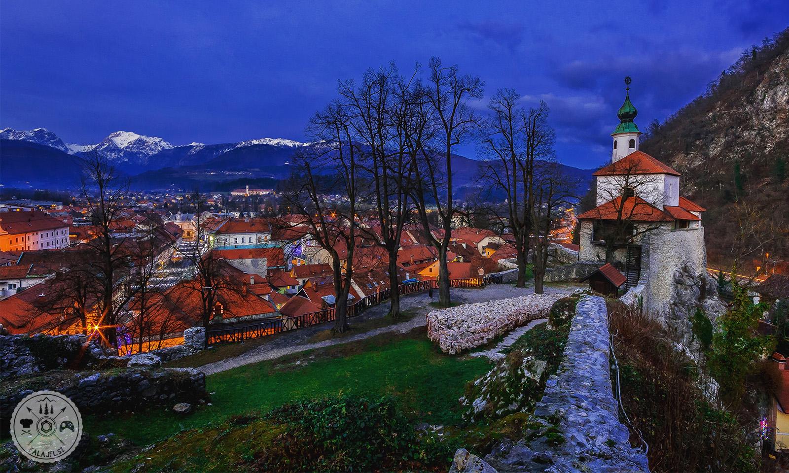 Falajfl na obisku | Mali grad Kamnik