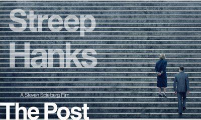 The Post (Zamolčani dokumenti) z Meryl Streep in Tomom Hanksom v glavnih vlogah (Foto: Universal Pictures)
