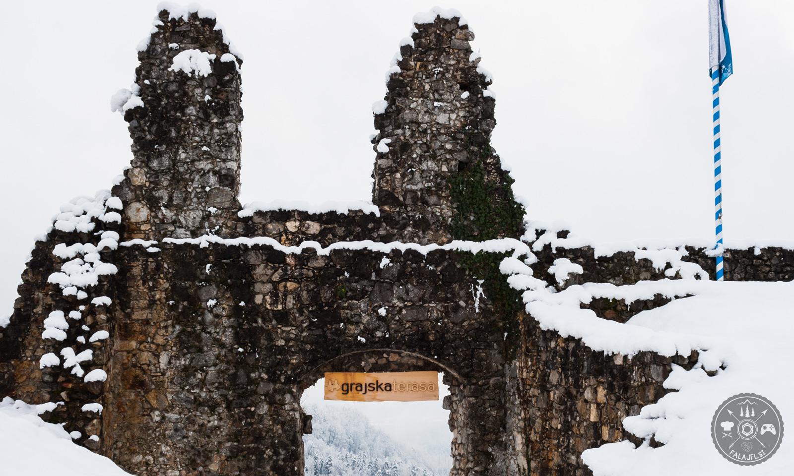 Stari grad, Kamnik