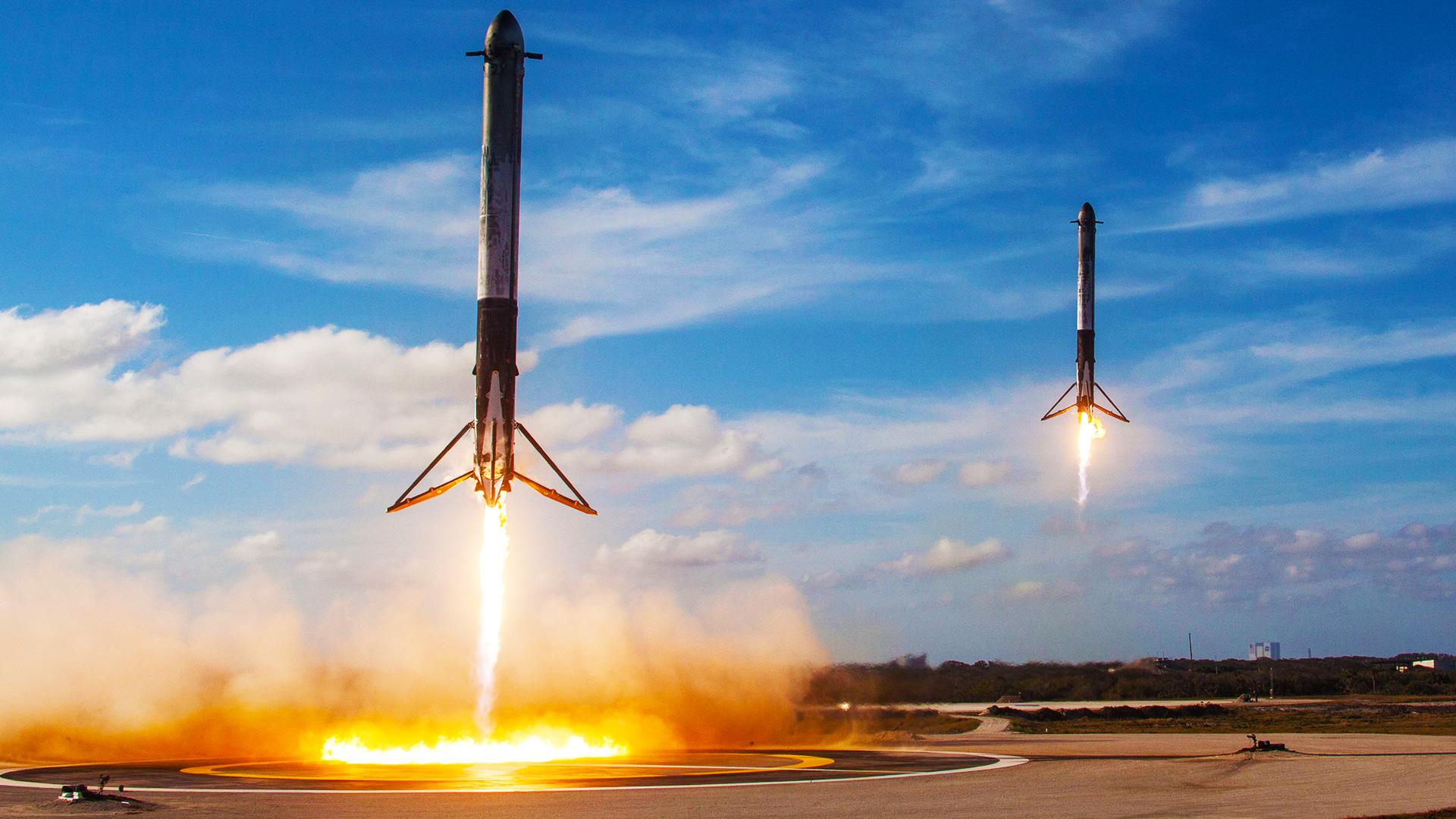 SpaceX, Tesla, Tesla Roadster, Falcon Heavy