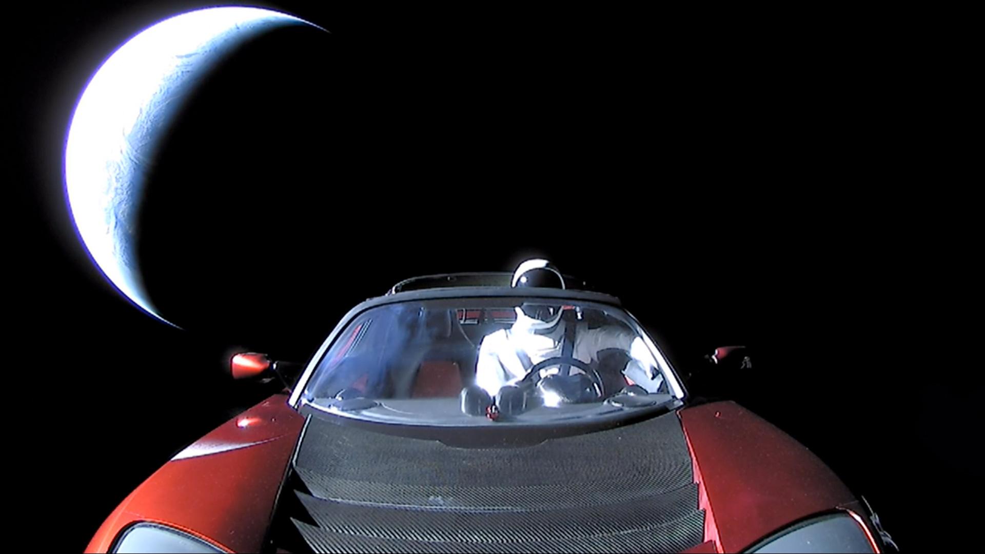 SpaceX, Tesla, Falcon Heavy