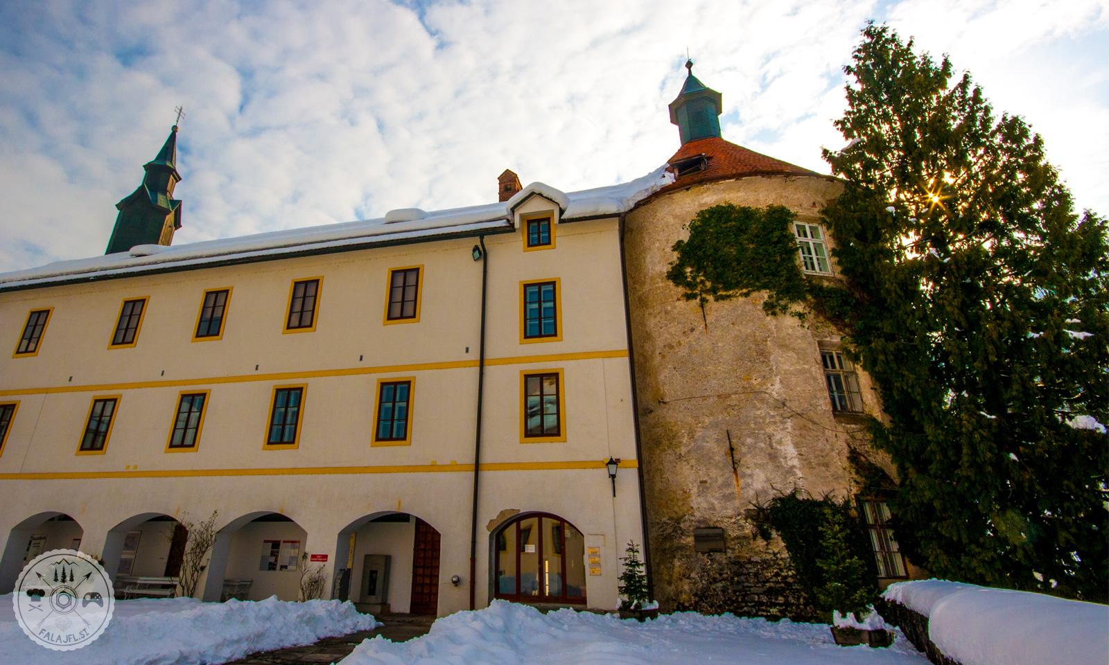Škofja Loka, Loški grad, Loški muzej