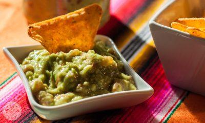 avokado, guacamole, omaka, recept, tortilja čips