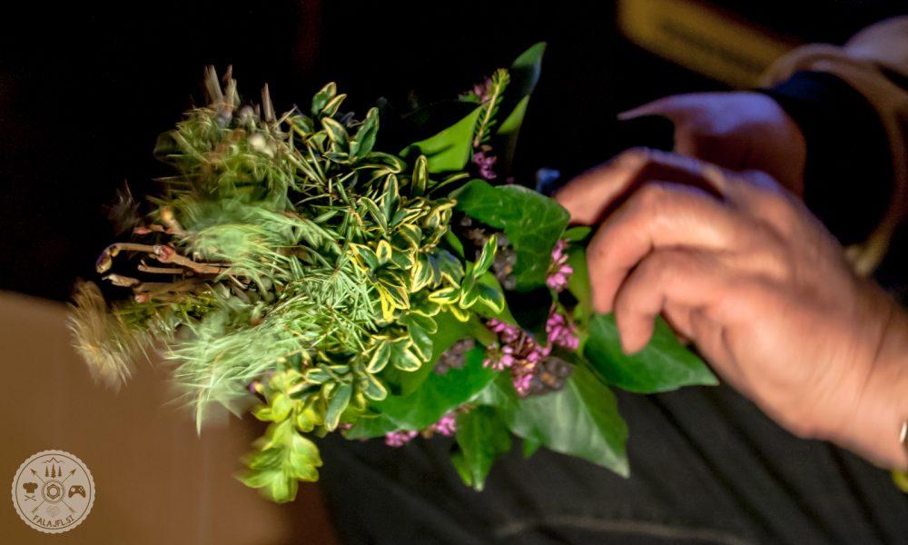 butarice, cvetna nedelja, Budnarjeva muzejska hiša