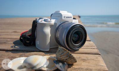 Canon EOS M50, M50, EOS M
