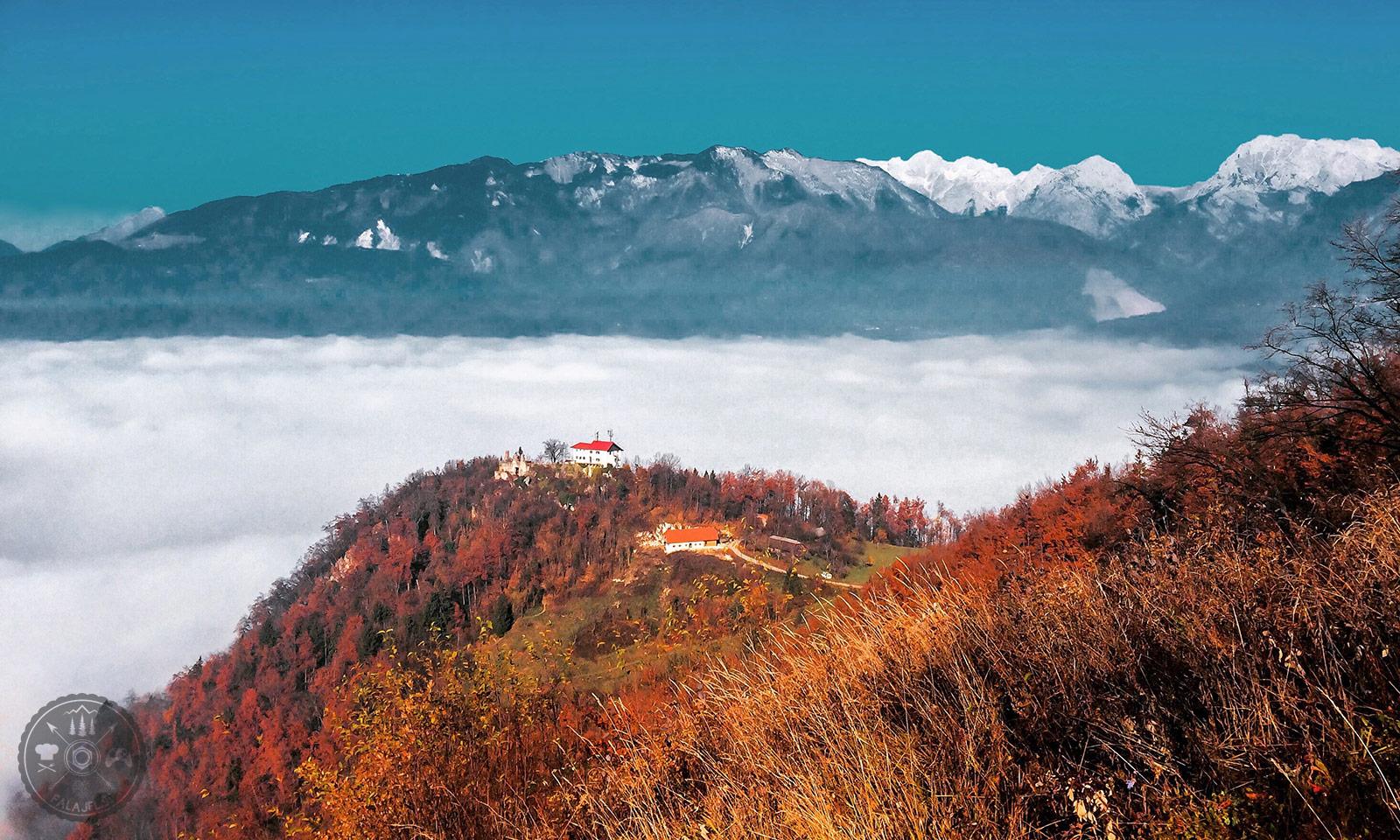 Osrednja Slovenija, nagrajena fotografija, Špica nad Kamnikom, Kamniško Savinjske Alpe