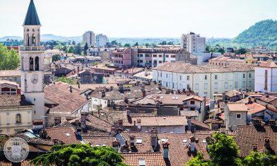 Gorica, goriški grad, goriški grofije