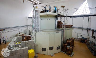 TRIGA reaktor