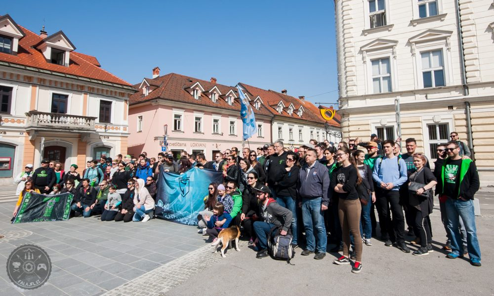 Ingress Mission Day Kamnik