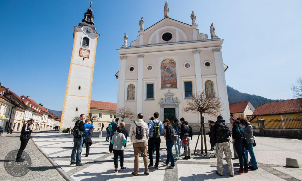 Ingress Mission Day Kamnik