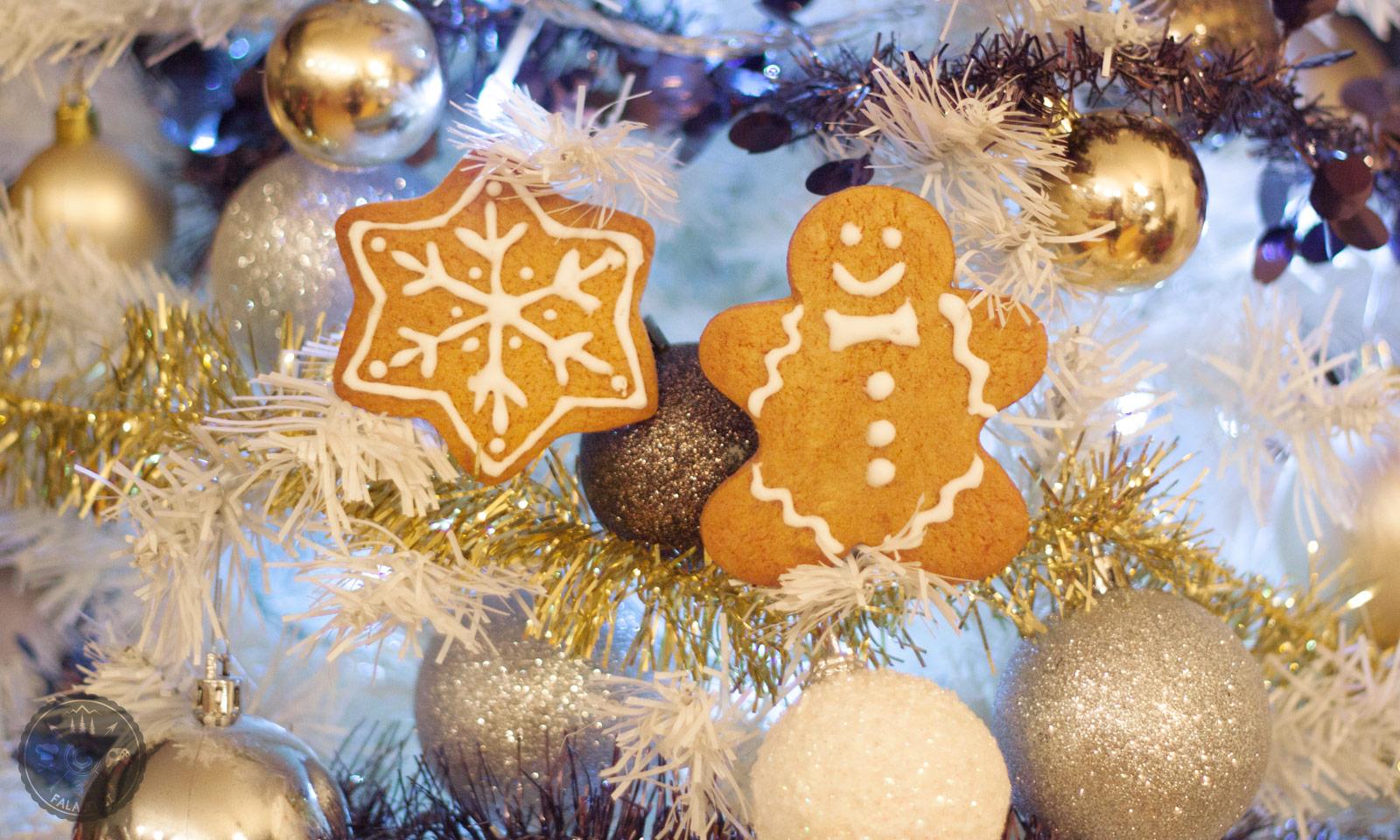 pečeni ingverjevi božični piškoti