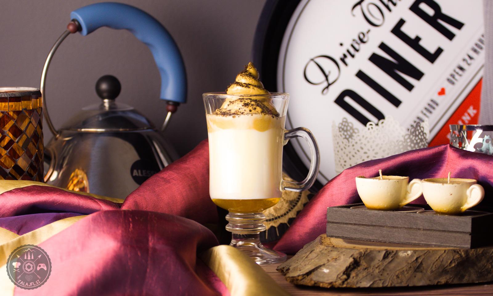 Stepena kava Dalgona recept