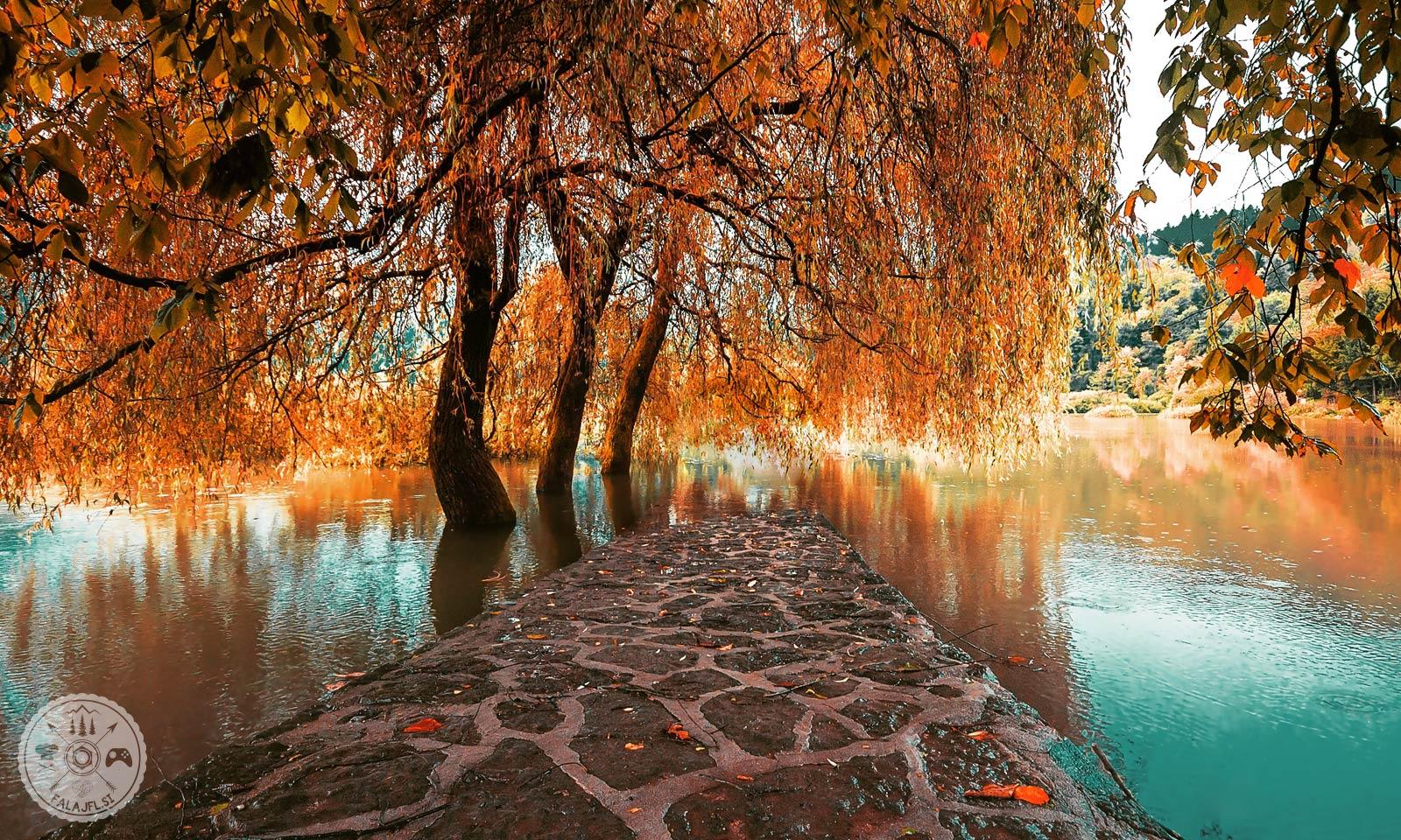 jezero Podpeč