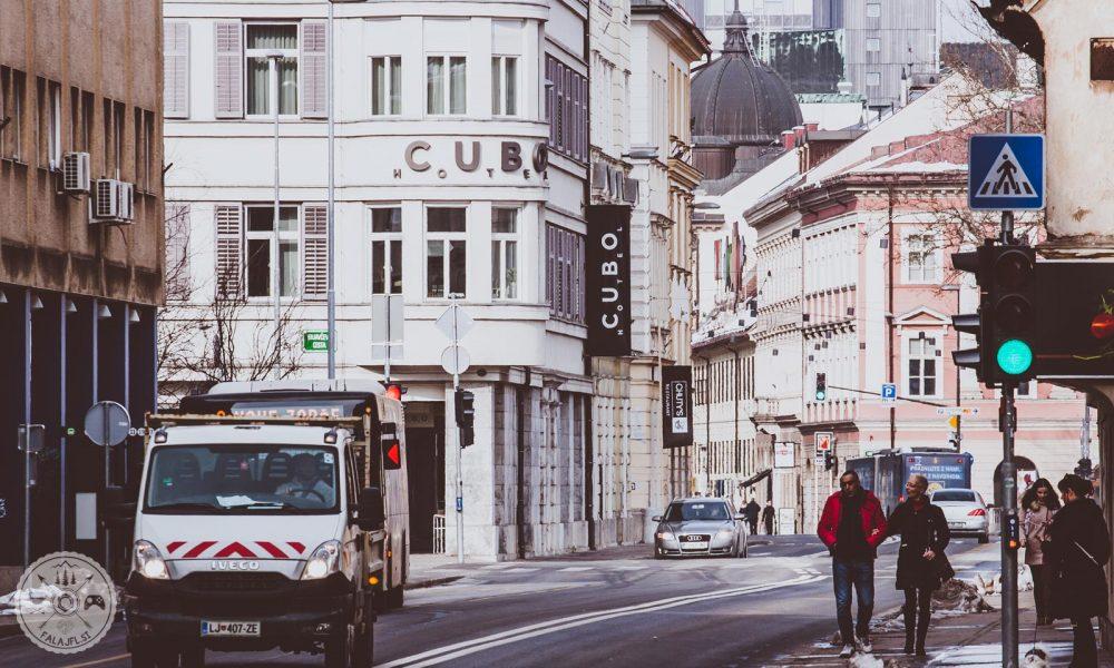 Ljubljana, Emona, Slovenija