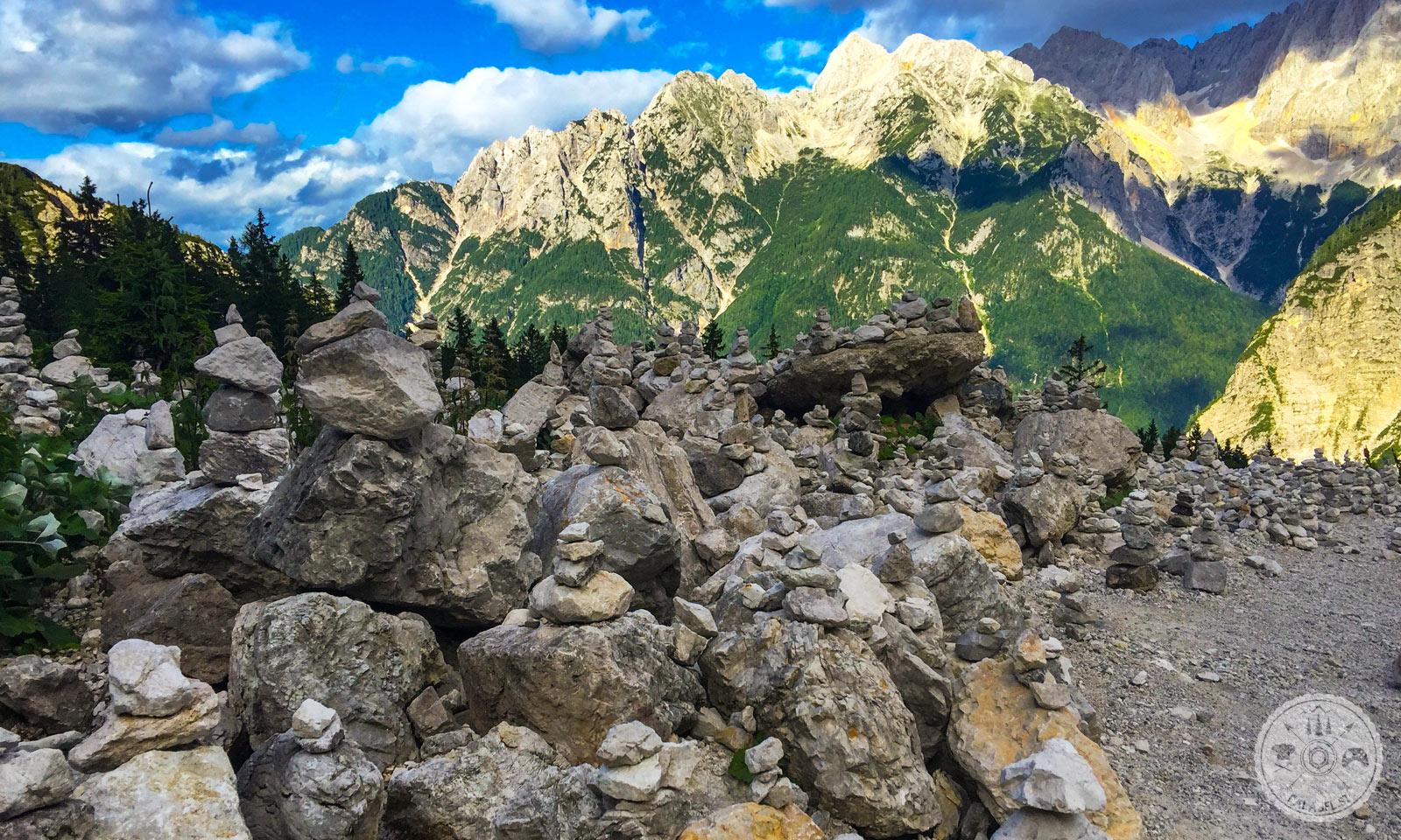 markacija, gorske poti, PZS, planinska pot, markacije