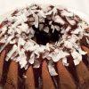 marmorni kolač, pecivo, čokolada