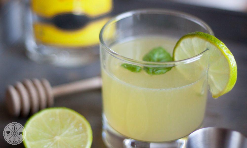 gin, med, recept, limeta