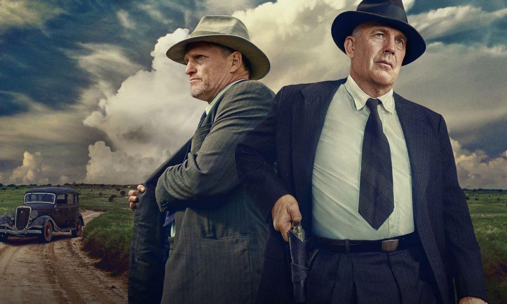 The Highwaymen, Kevin Costner, Woody Harrelson