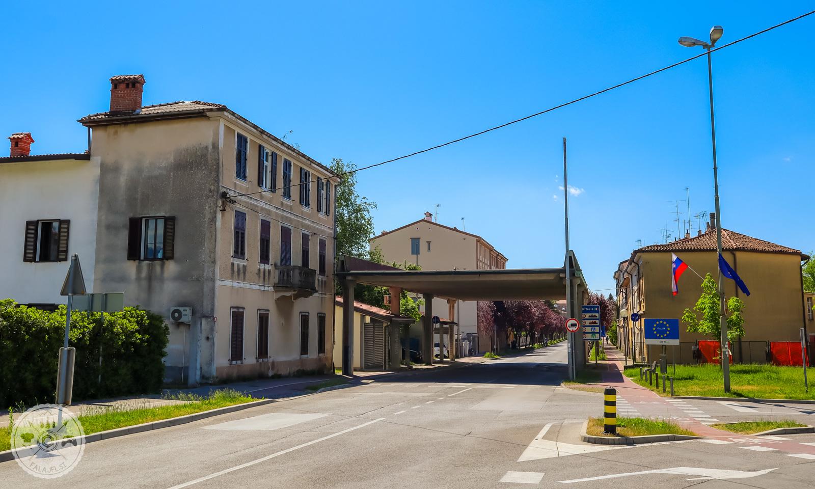 Nova Gorica, mesto vrtnic