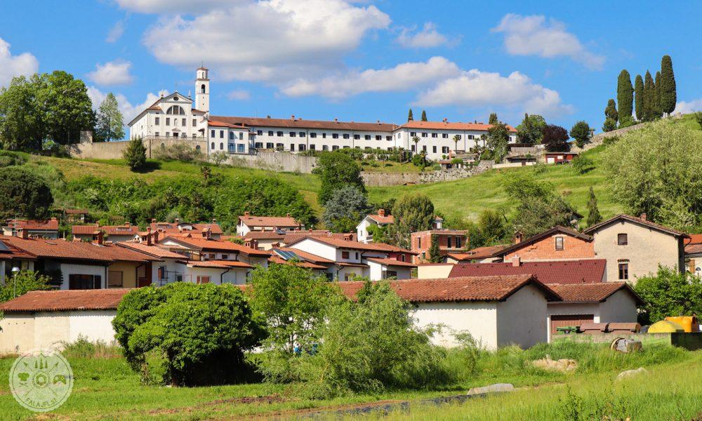 Nova Gorica, mesto vrtnic, Kostanjevica