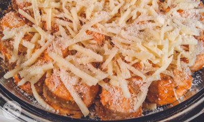 Pica vozlički s sirom