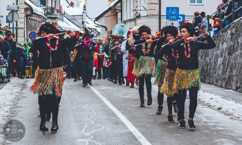 Kamniški karneval, pust, maškare, Kamnik