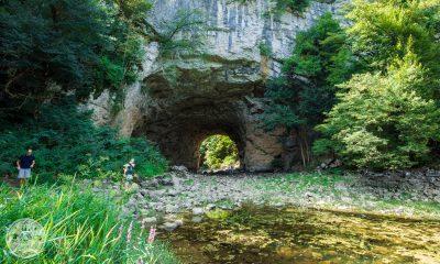 Rakov Škocjan, Veliki naravni most, reka Rak, sv. Kancijan