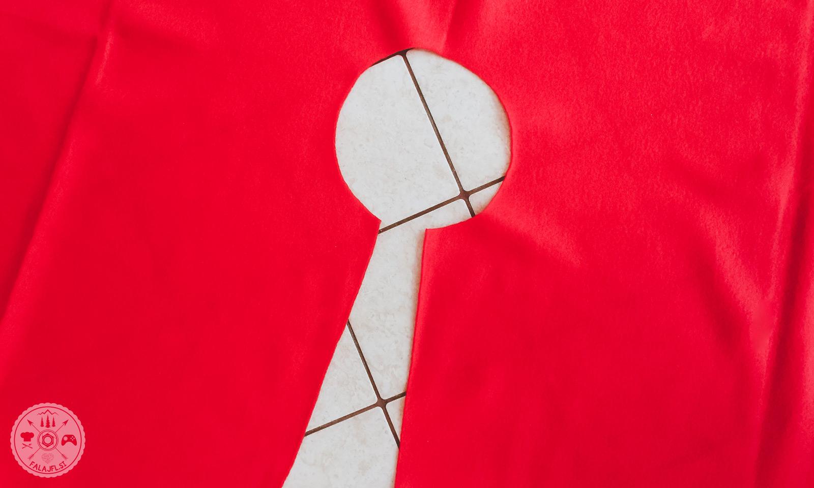 Pustni kostum Rdeča kapica