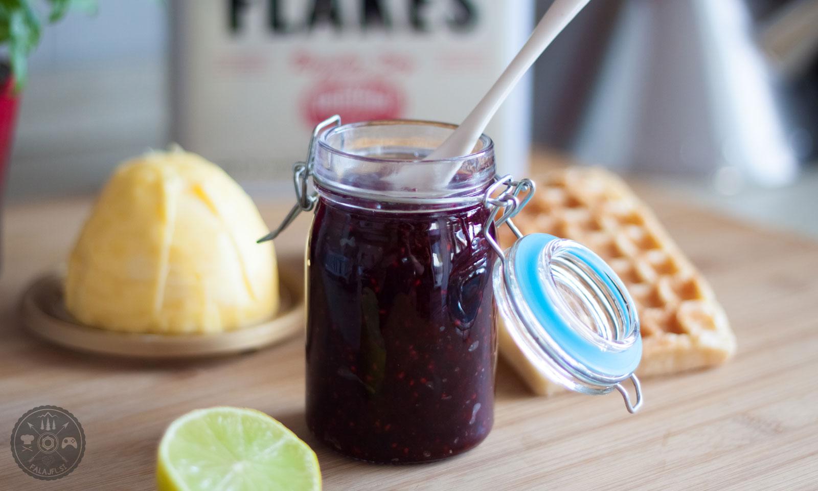Robidov džem je delikatesna ozimnica