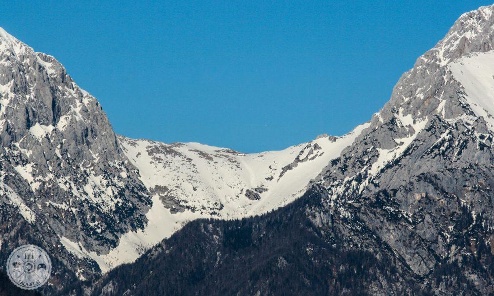 Razgled s Špice nad Kamnikom