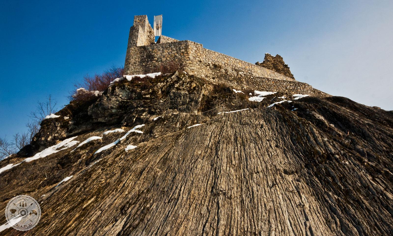 Stari grad Smlednik, celjski grofje,