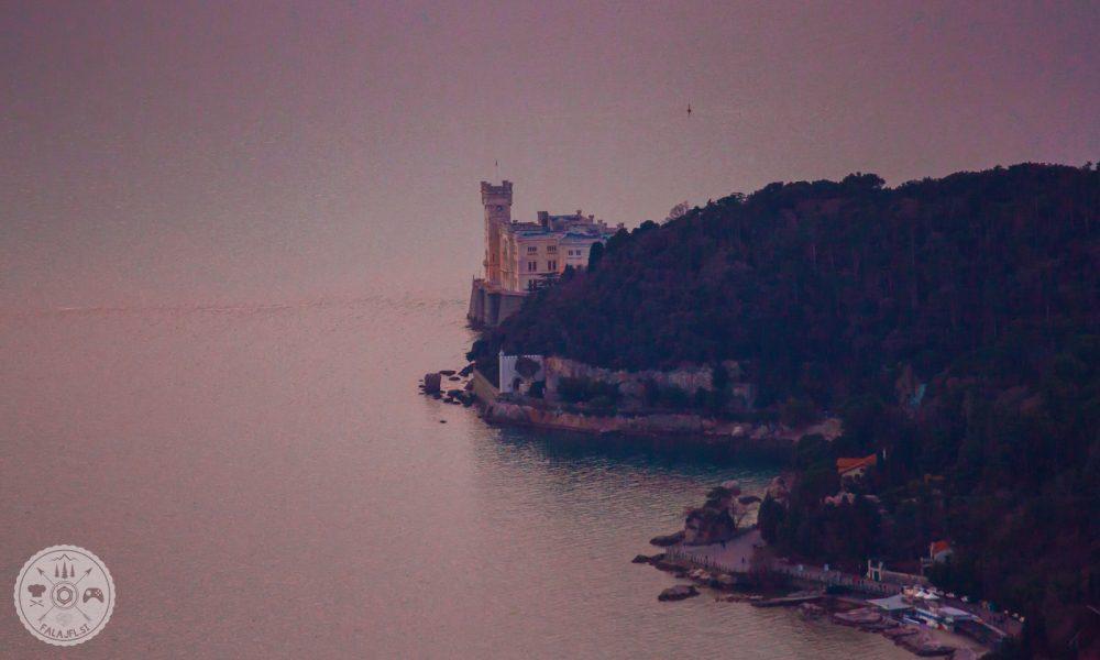 Trst, Trieste, Miramare