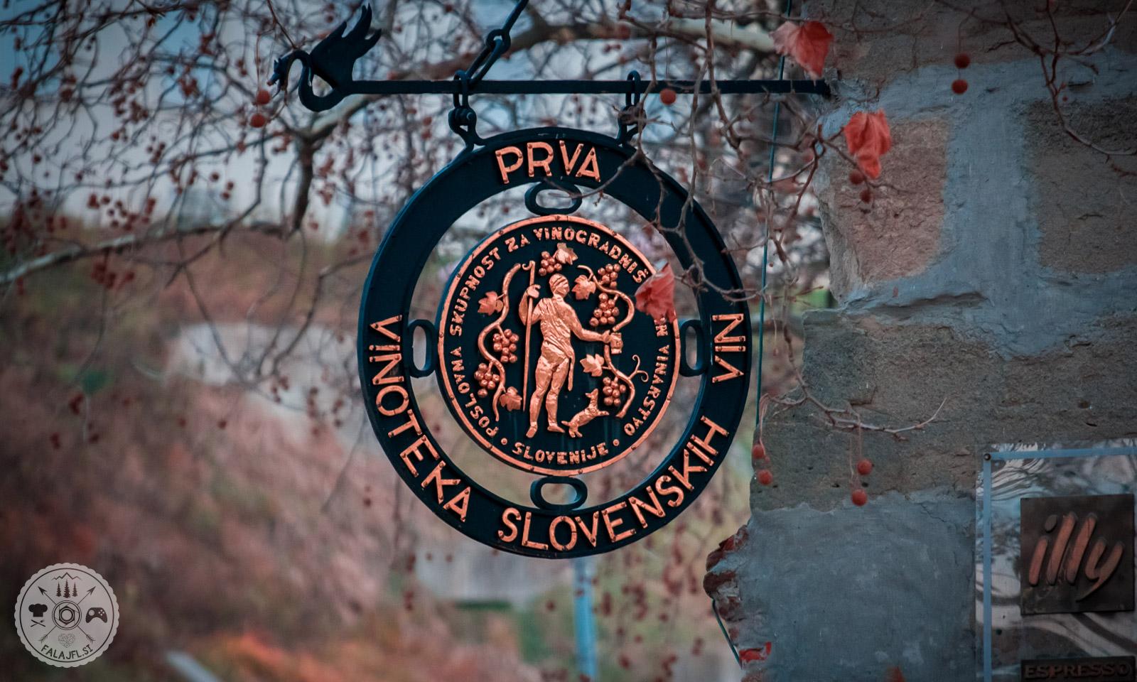 Maribor, vodni stolp, vinoteka