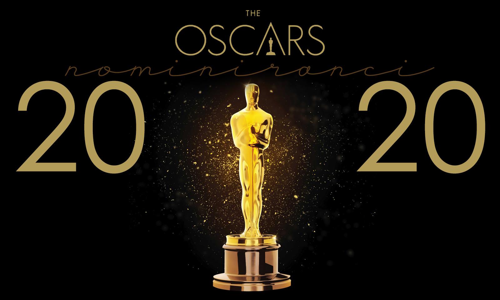 oskarji, nominiranci 2020