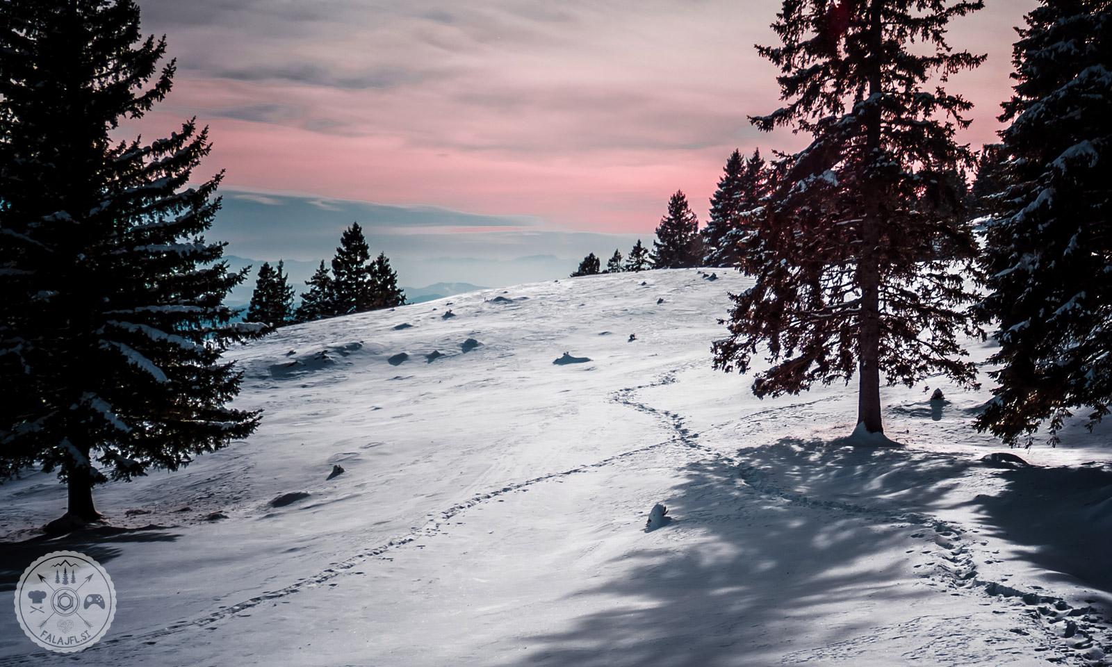 zima, sončni obrat, solsticij